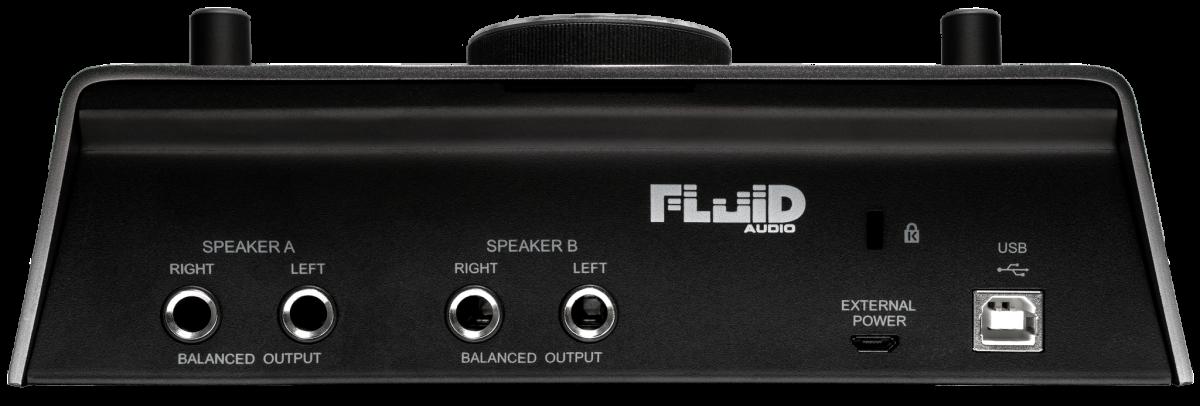 Spotlight: The Fluid Audio SRI-2 Audio Interface - Magnetic