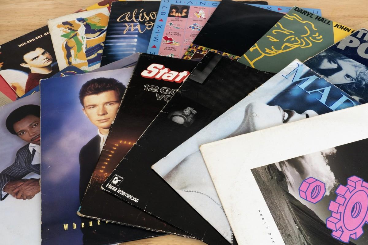 Records Vinyl