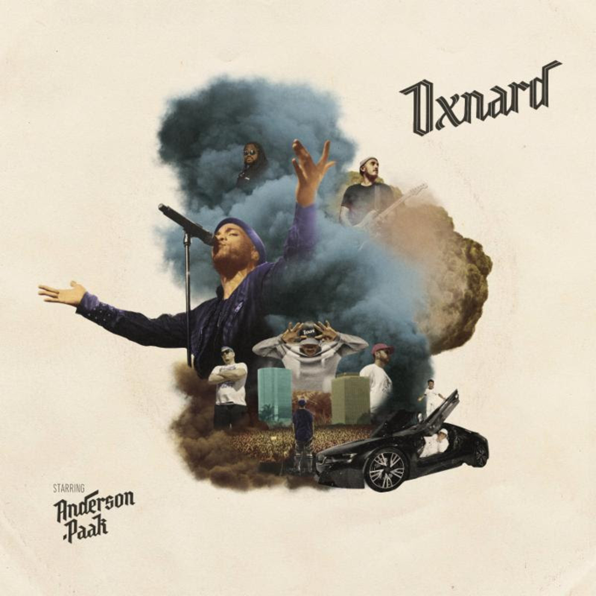 Review: Anderson .Paak Masterfully Bridges Funk, Hip-Hop and Soul On 'Oxnard'