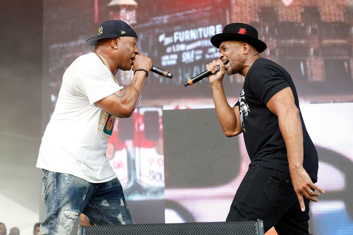Meadows Festival 2017 LL Cool J DMC