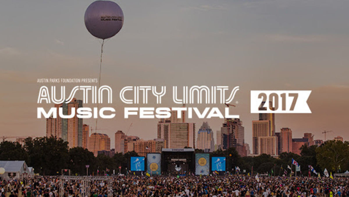Austin City Limits ACL 2017