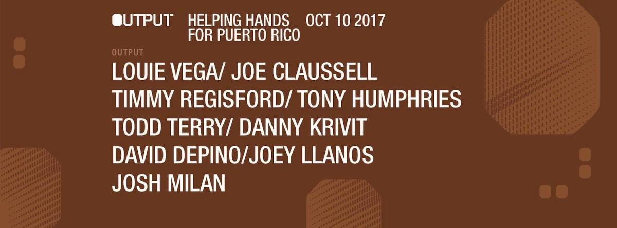 Output Puerto Rico Charity Show