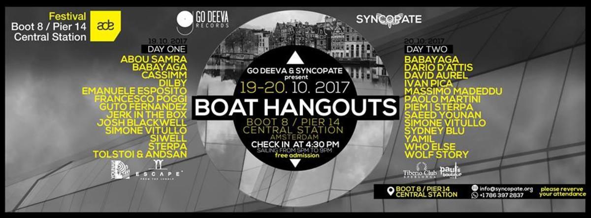 Boat hangouts
