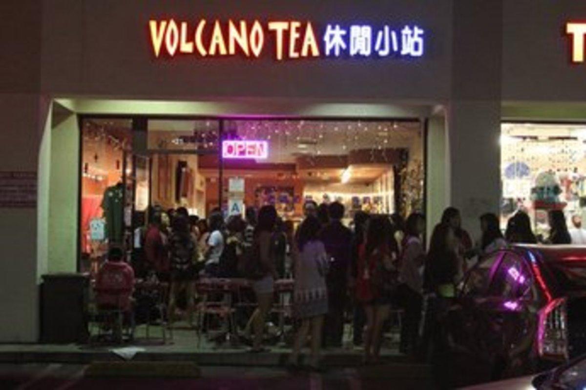 Volcano Tea