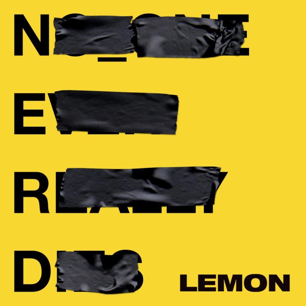 N.E.R.D. Lemon