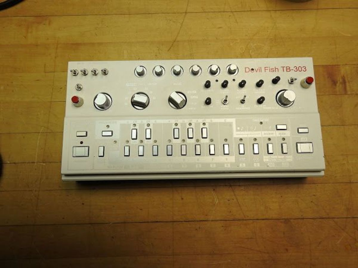 Found on Reverb: Roland TB-303