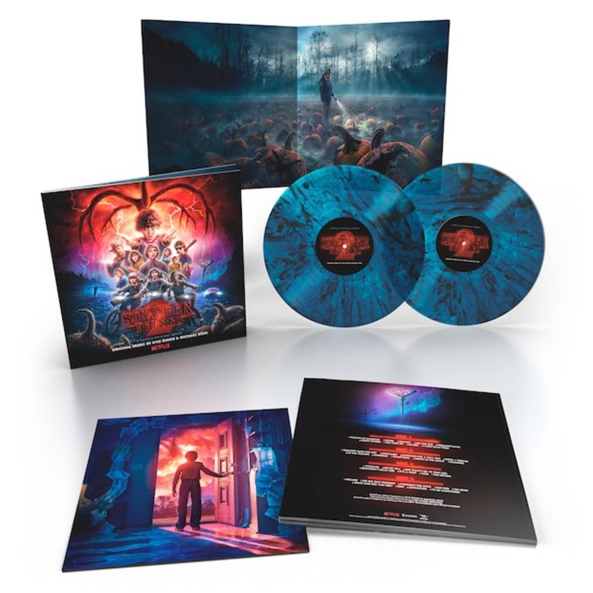 Stranger Things Soundtrack Season 2 Box Set