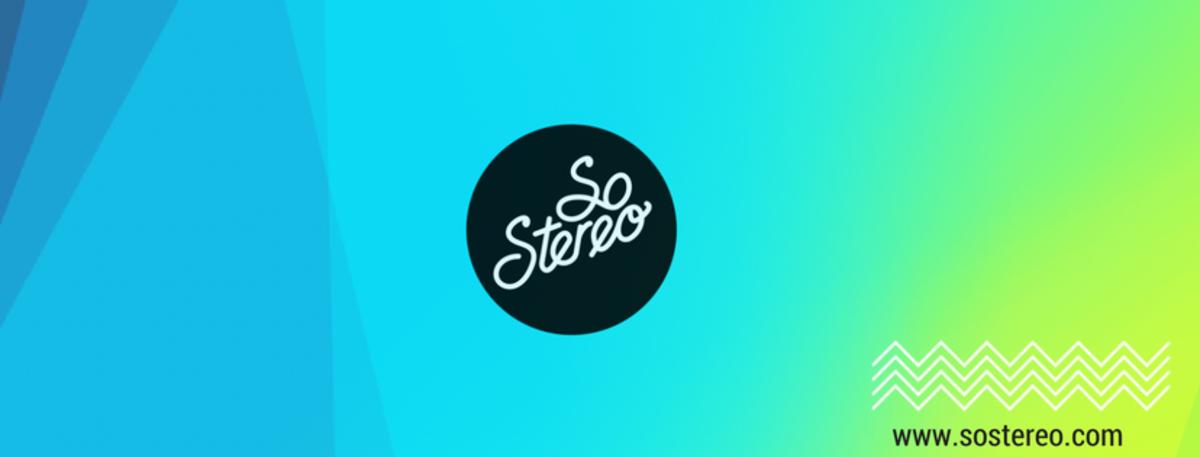 New SoStereo Logo Image