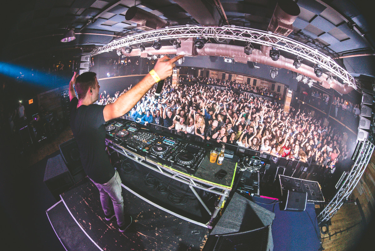 Sam Feldt Concord Music Hall