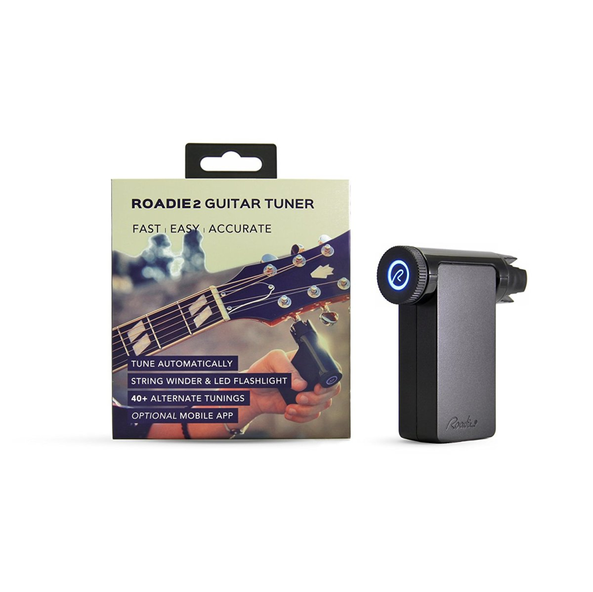 Roadie 2 - Guitar Tuner