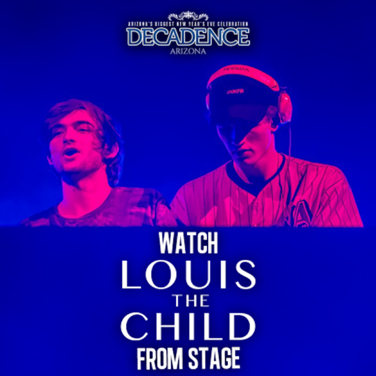 Louis The Child Decadence Festival 2017 Contest