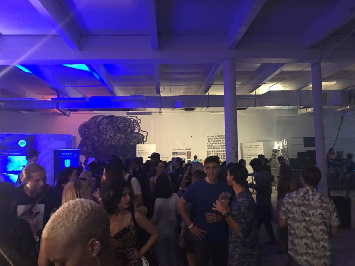 Art Basel 2017 Micro Gallery Party