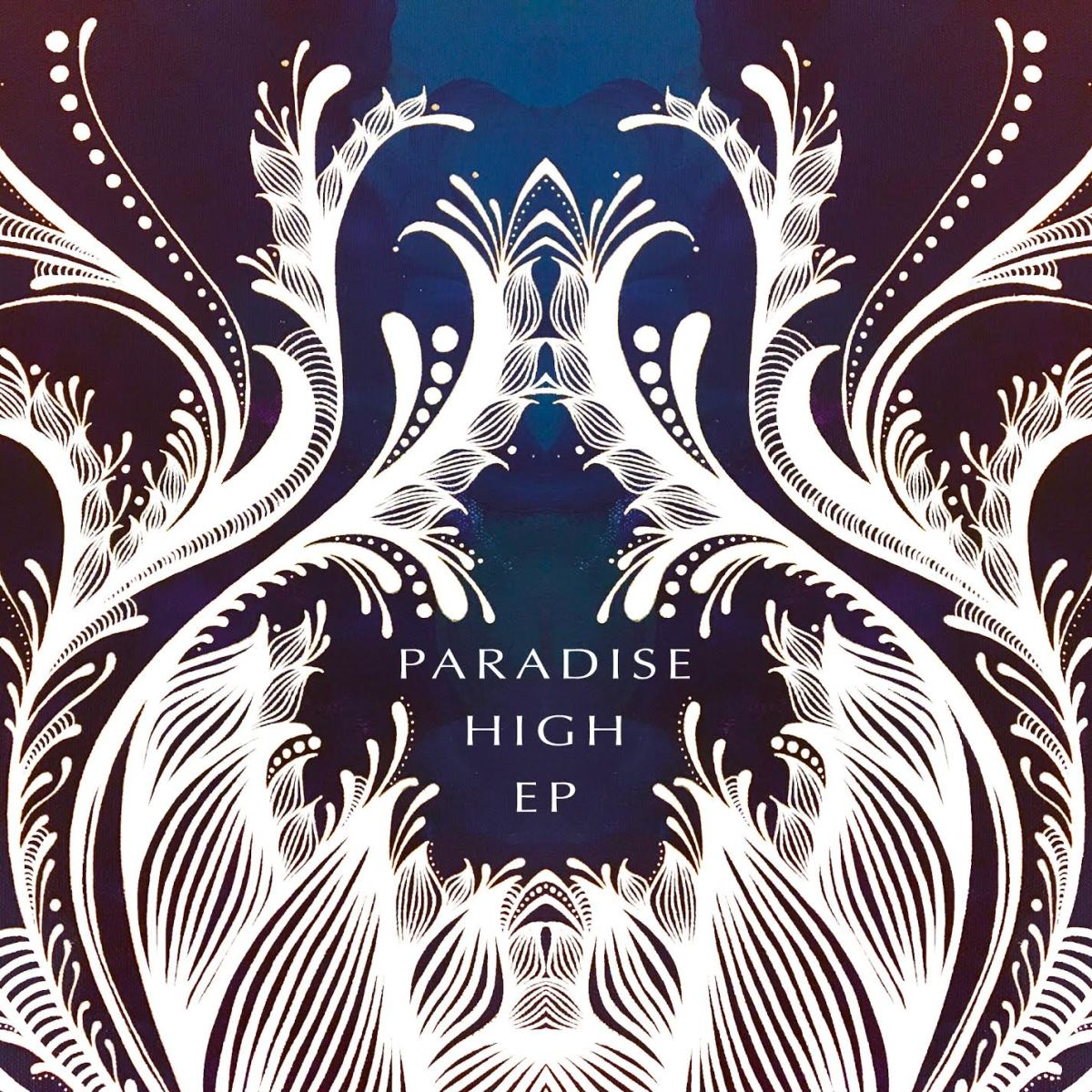 Paradise High EP Cover Art