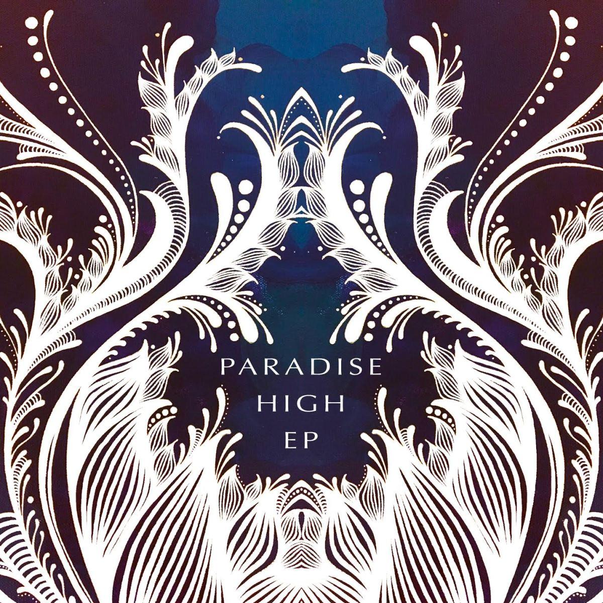 Paradise High EP Cover Art