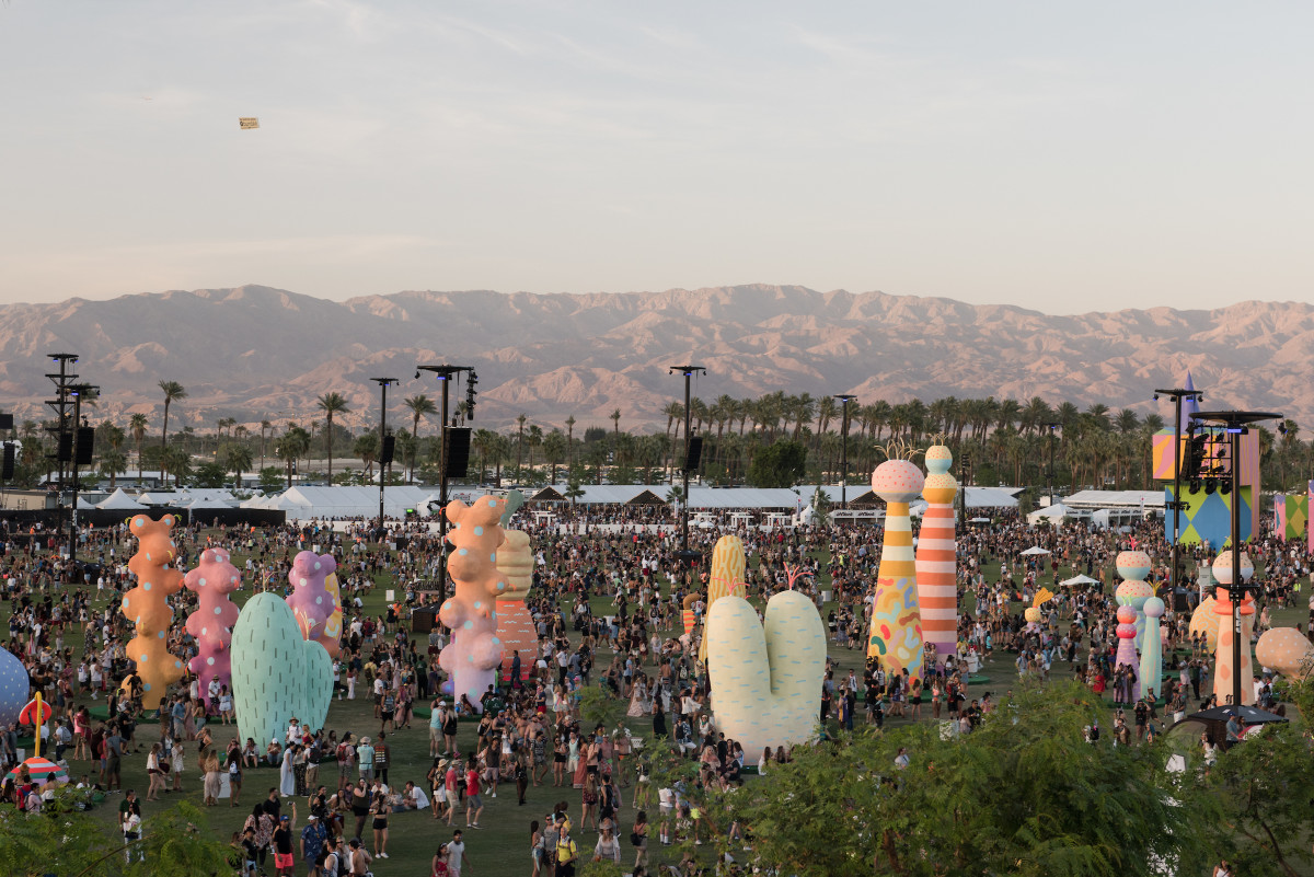 Images Courtesy of Coachella.