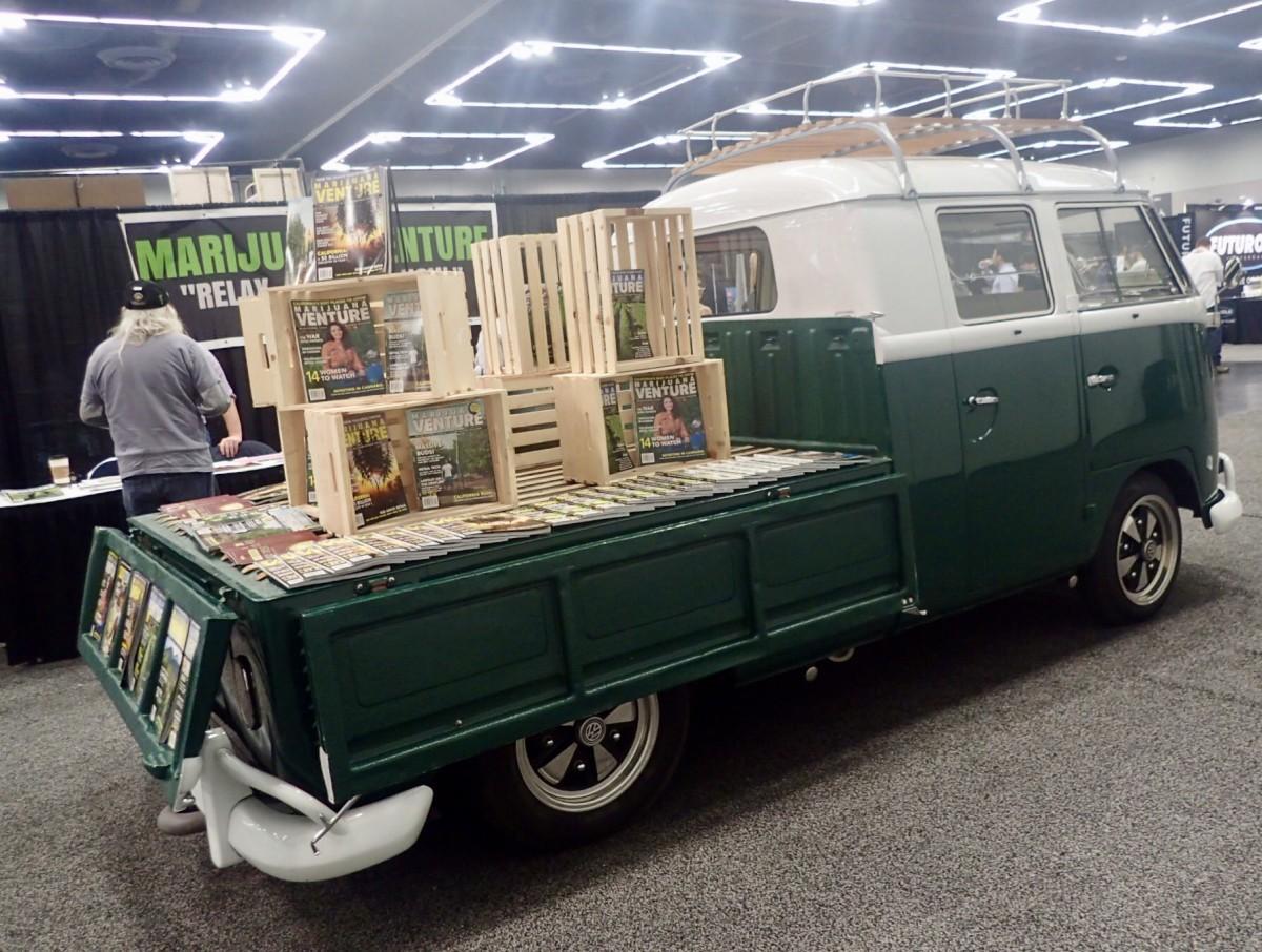 The RAD Expo Marijuana Venture