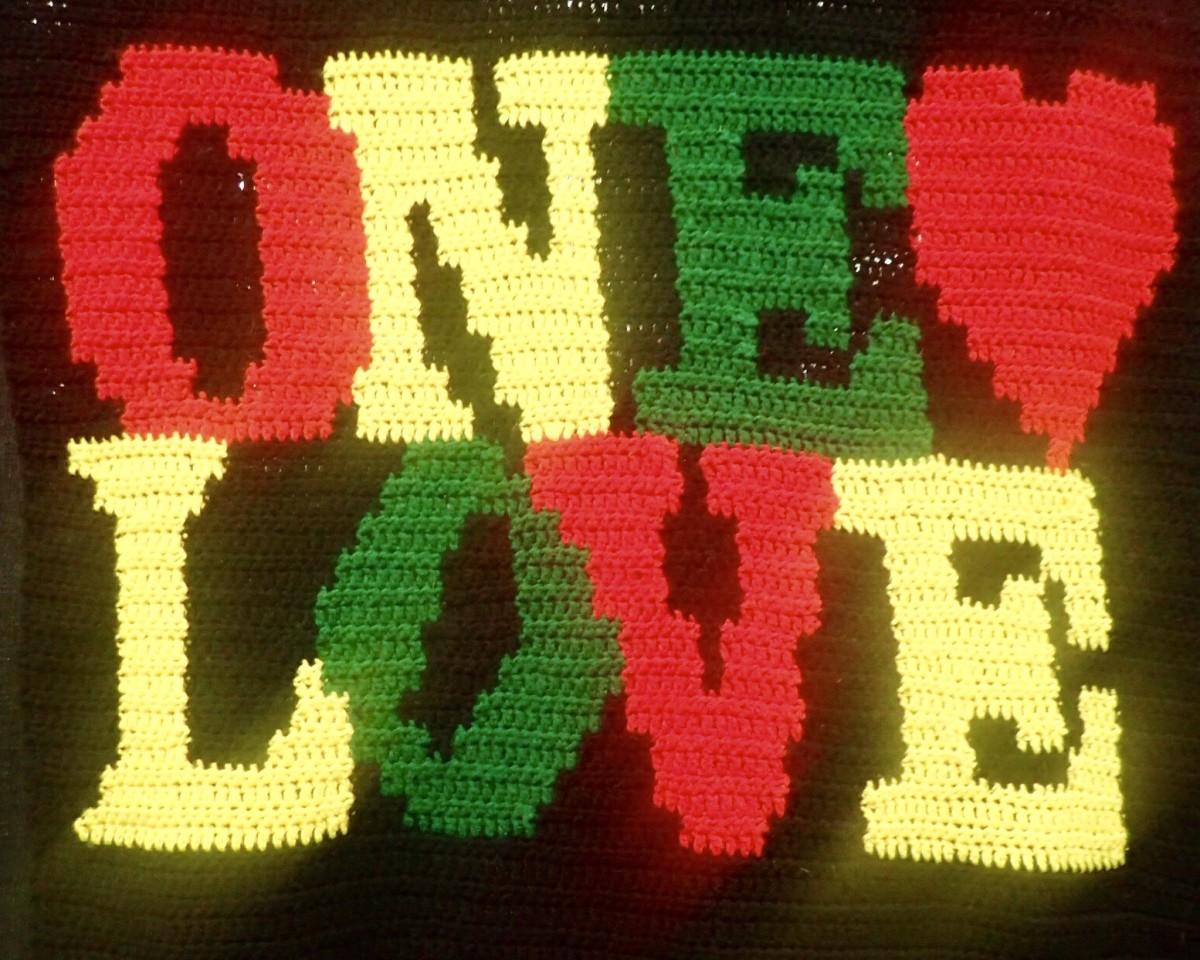 The RAD Expo Bob Marley