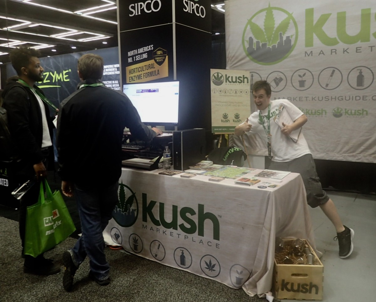 CannaCon Kush Tourism