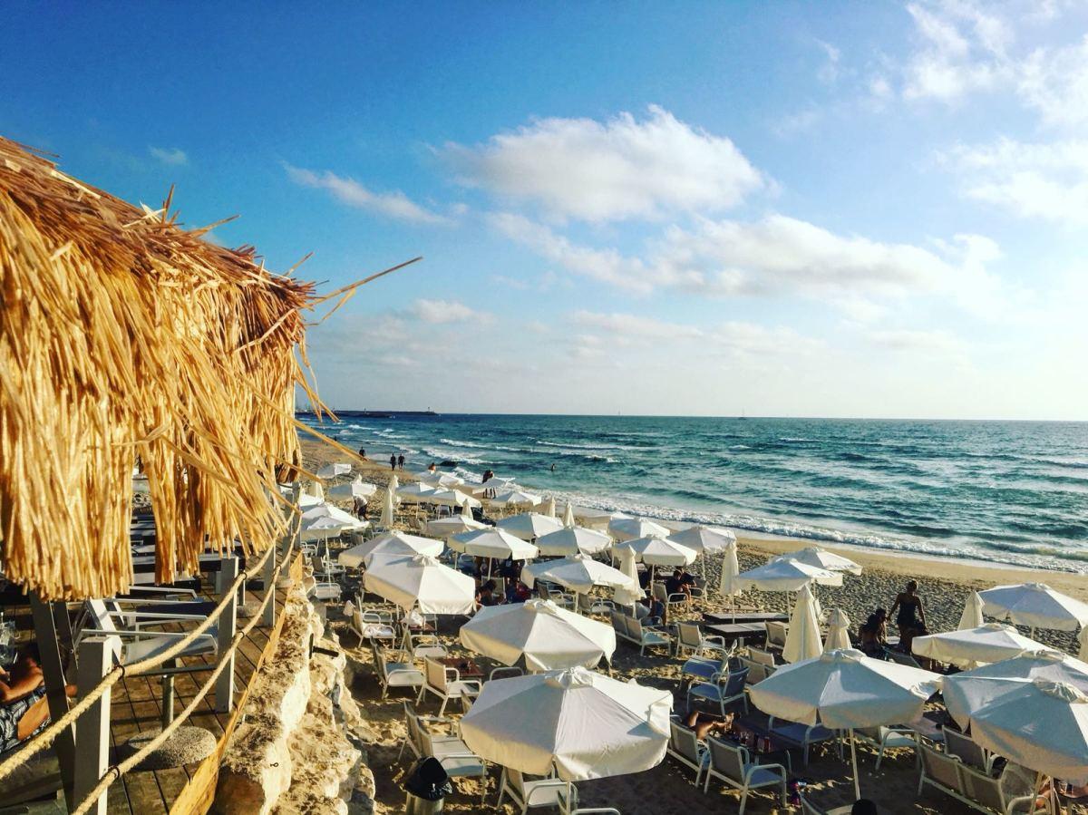 Roy Rosenfeld Gazebo Beach