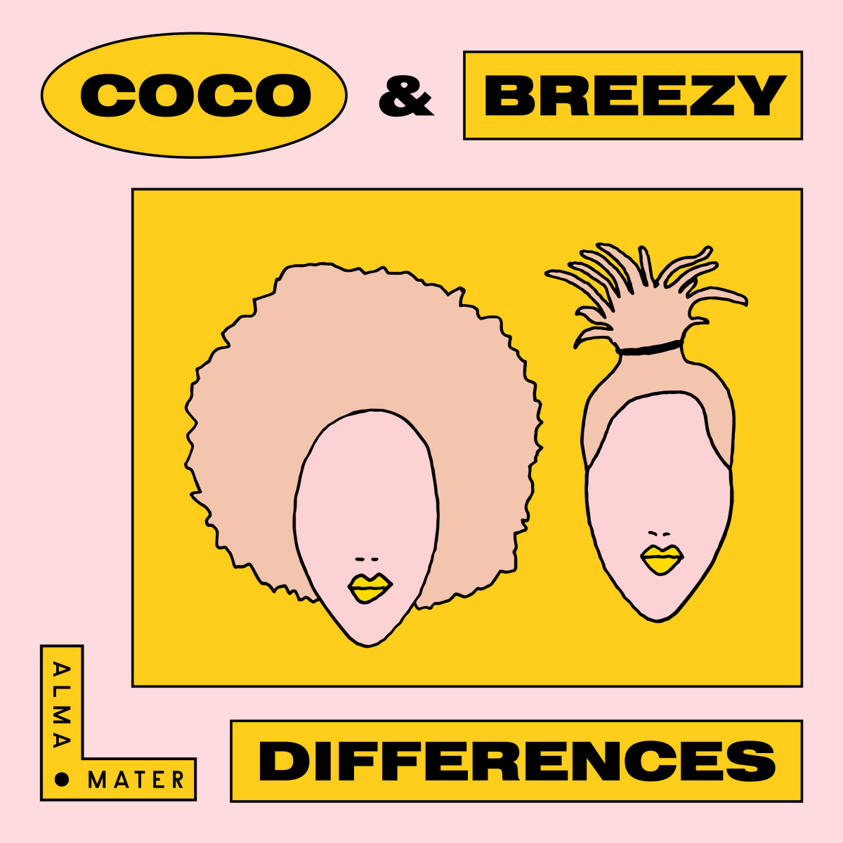 Coco & Breezy - Differences 3000