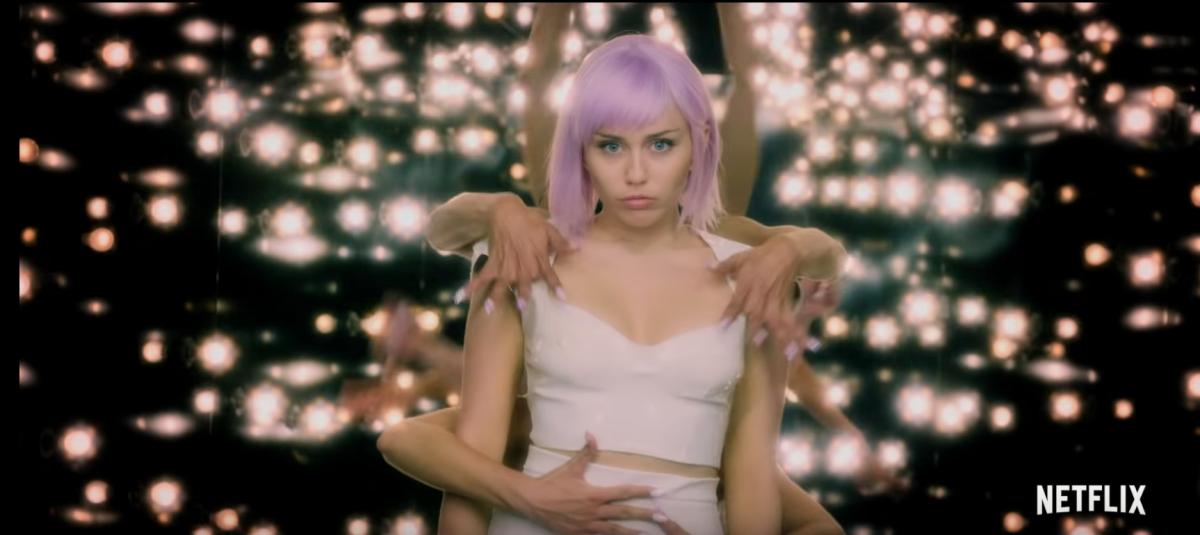 Miley Cyrus Black Mirror Season 5 Trailer
