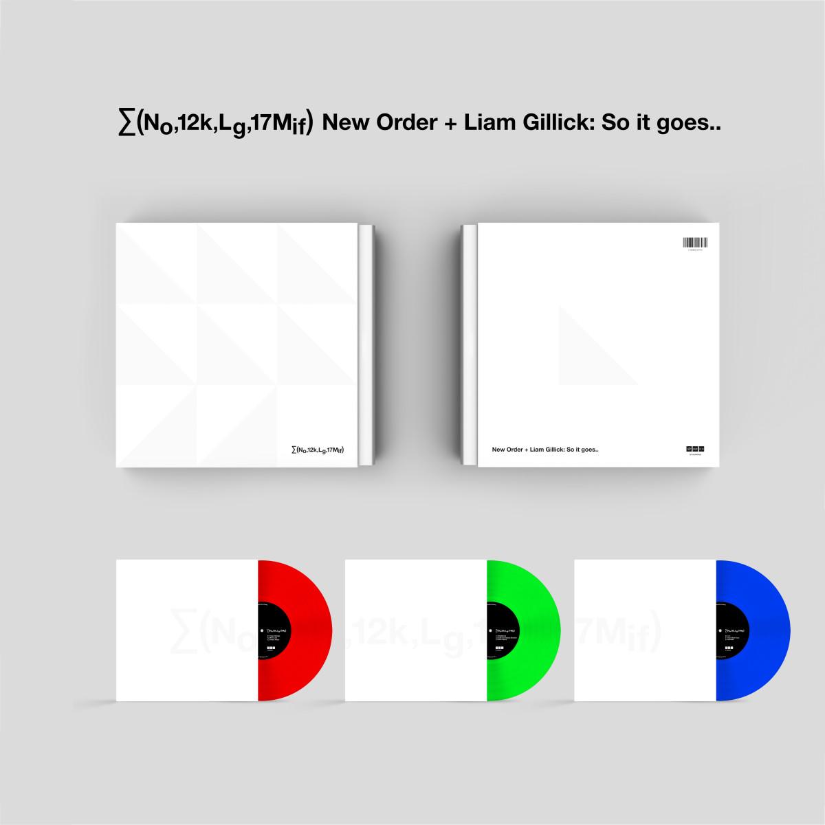 New Order Live Album