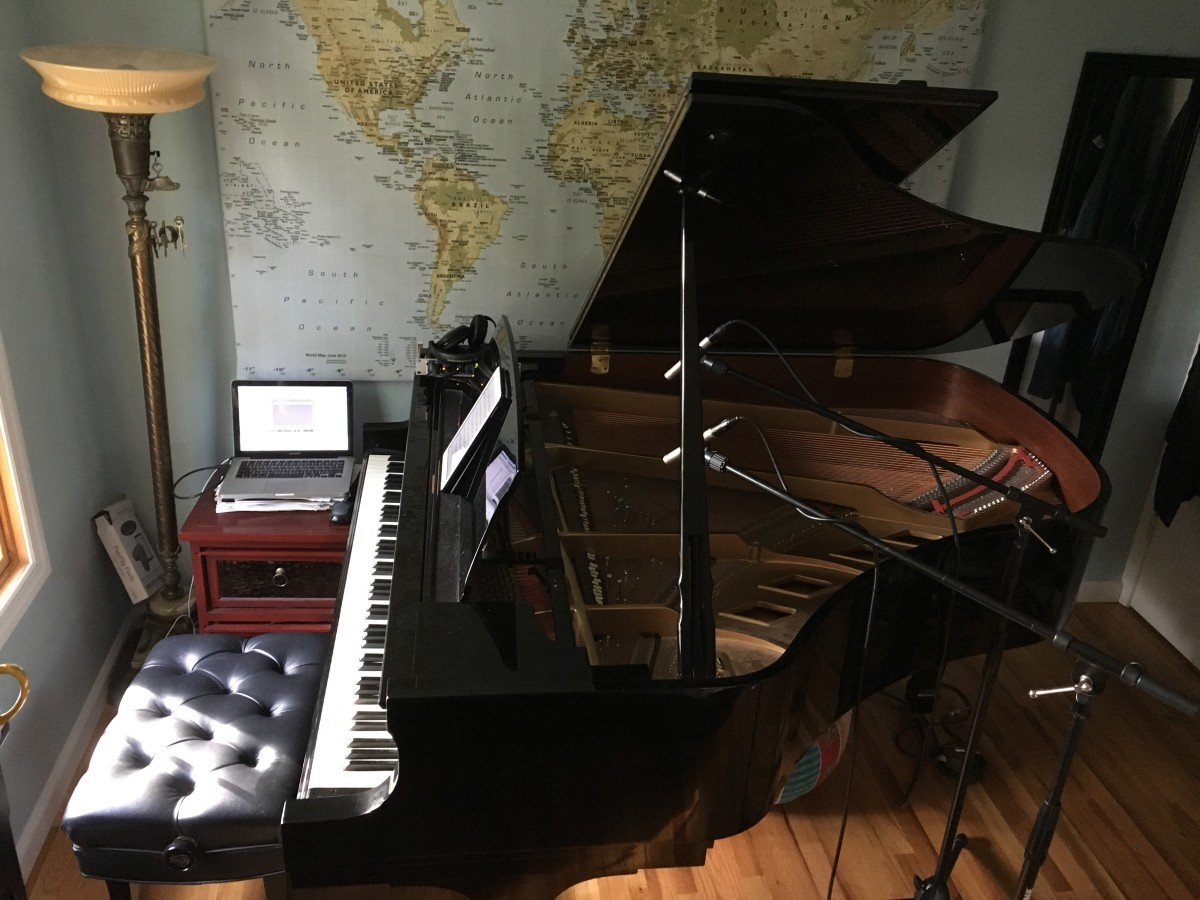 Kelly Moran Piano