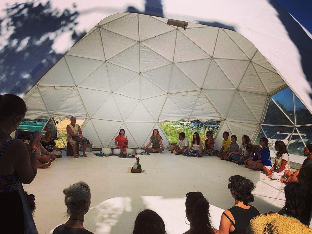 Cosmic Pineapple Meditation