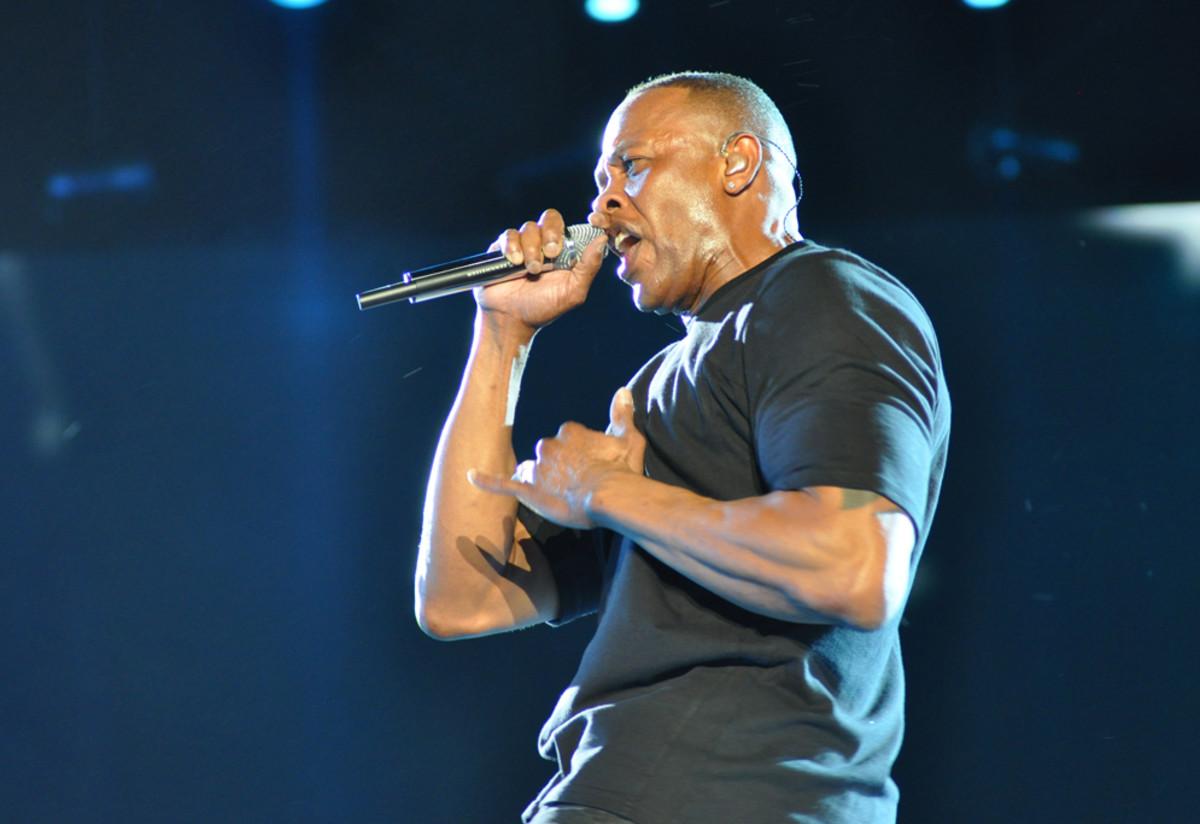 Dr. Dre Coachella 2012