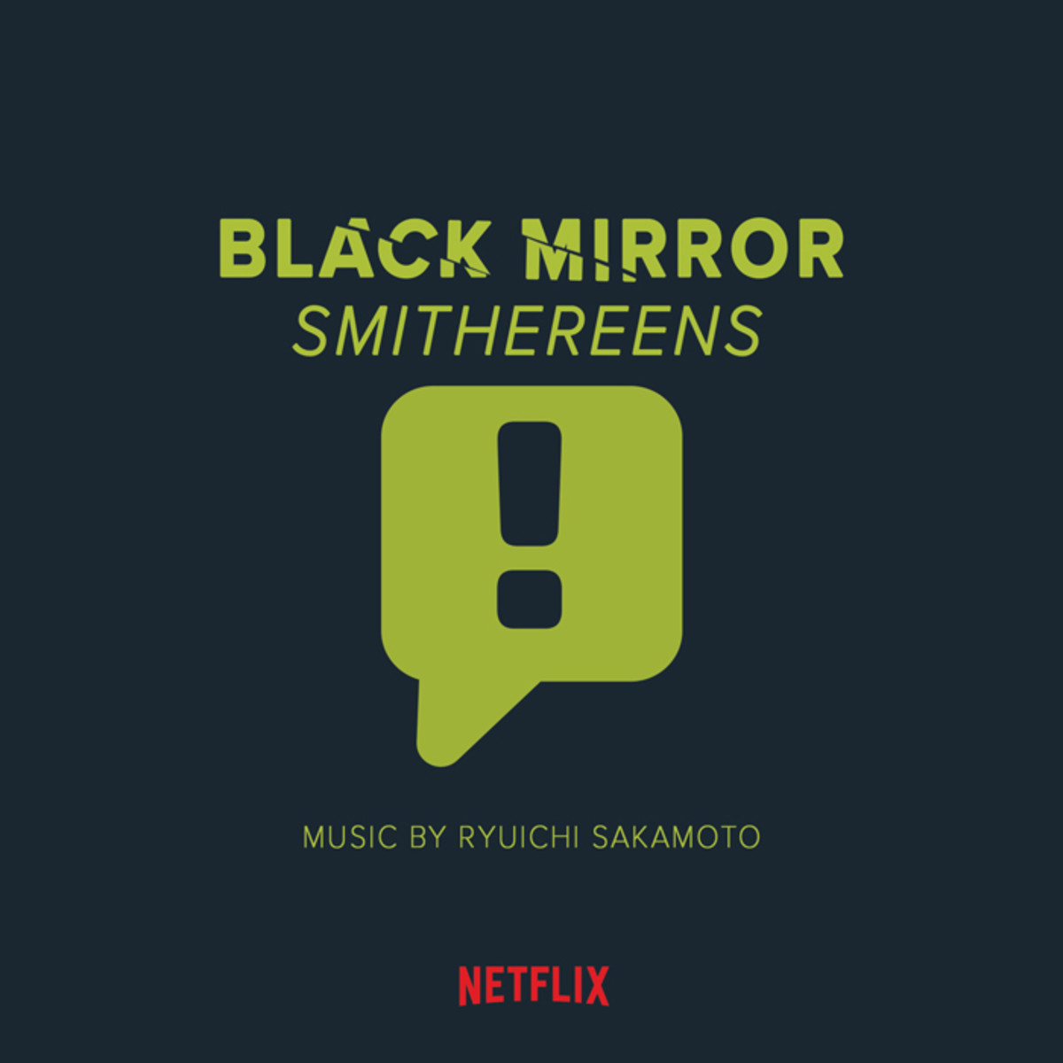 Black Mirror Smithereens