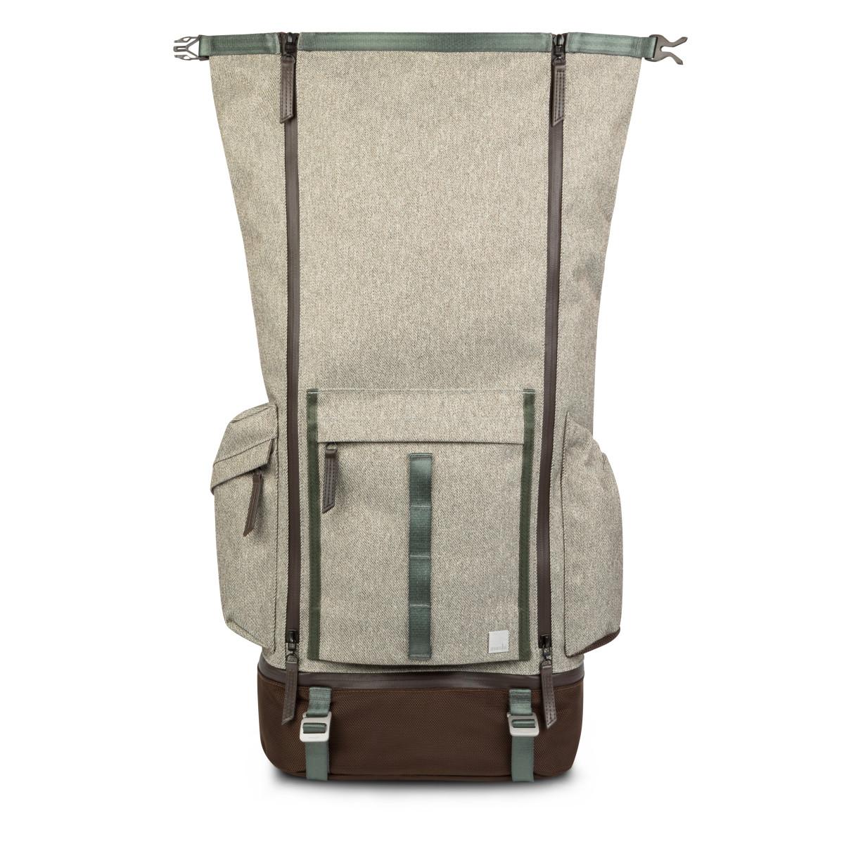 Captus Backpack Open Pocket