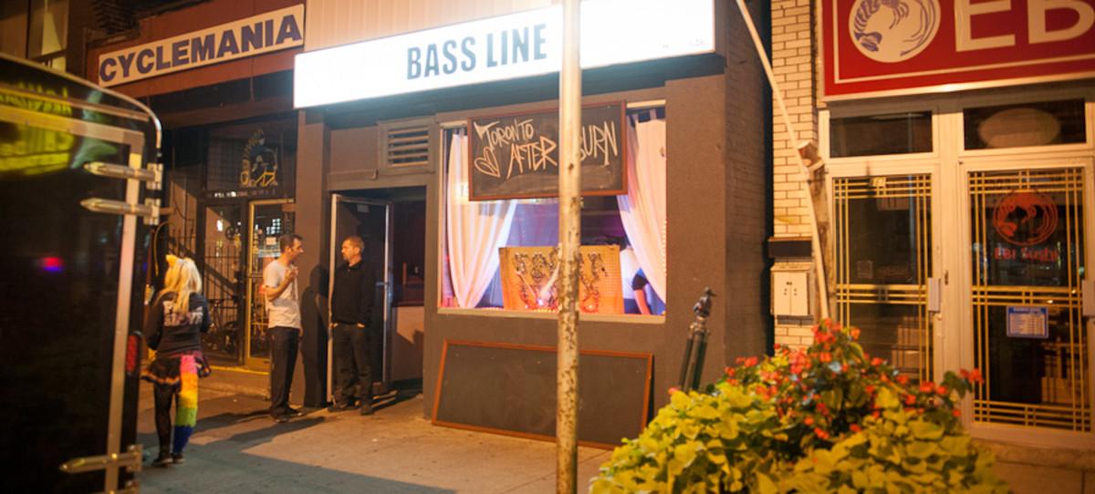 Bassline Bar