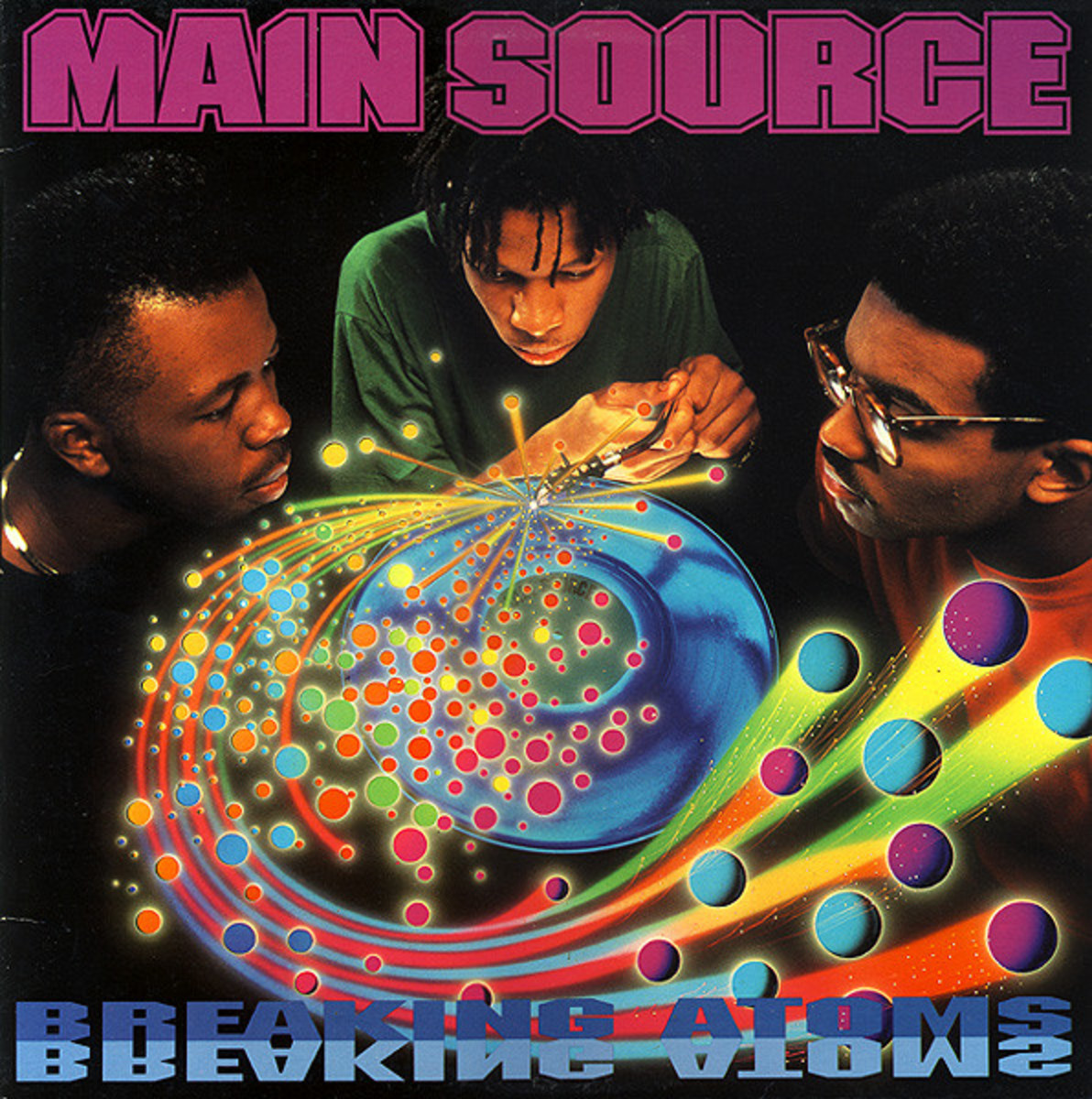 "Main Source's, ""Live At The BBQ"