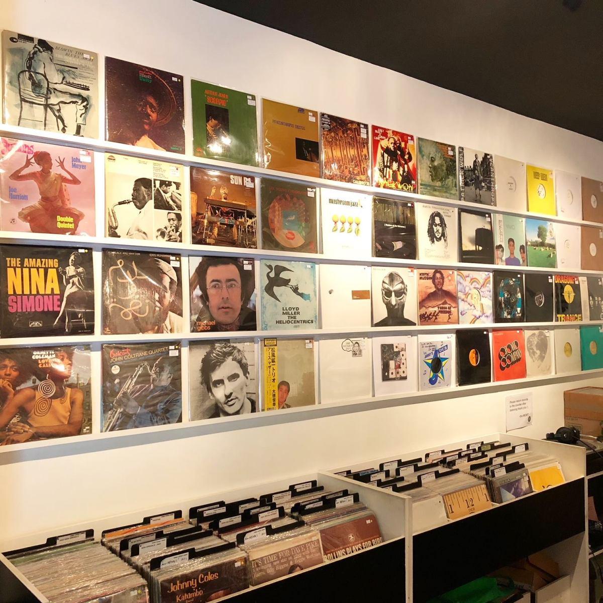 Cosmos Records Vinyl Store