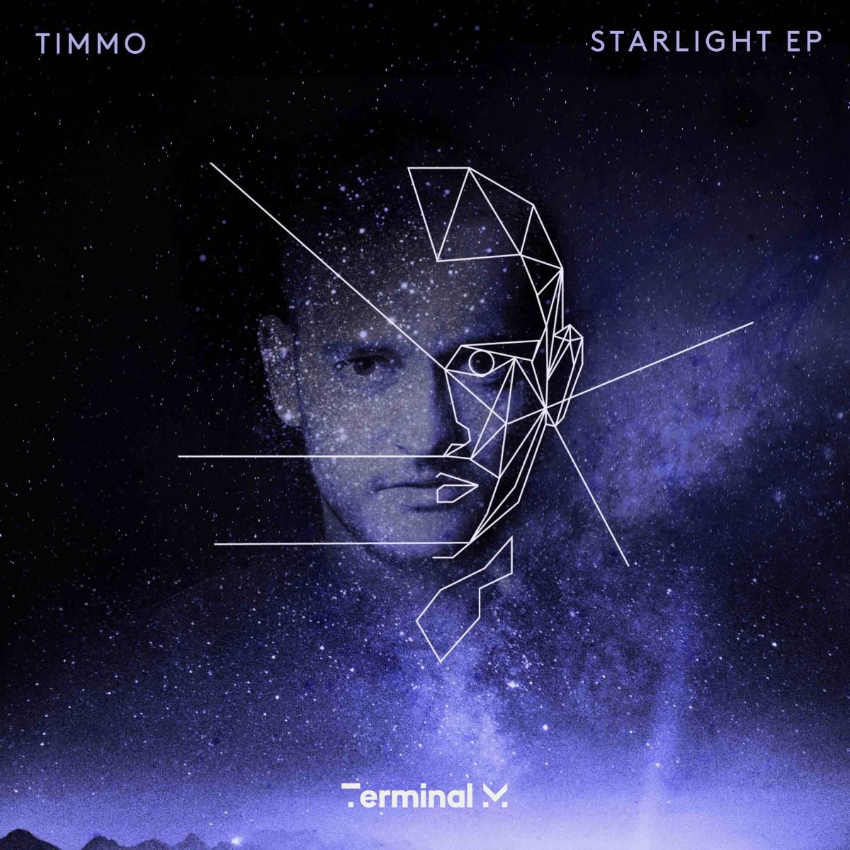 PACKSHOT Timmo - Starlight EP - Terminal M