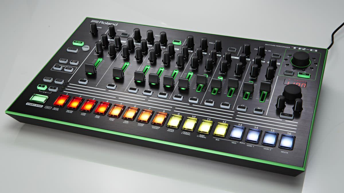Moraze Magnetic Mag Roland TR8