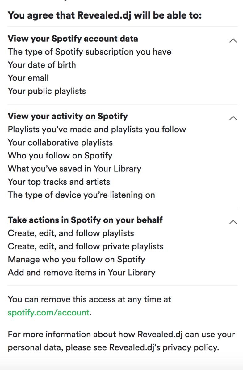 Revealed Records Spotify Pre-save
