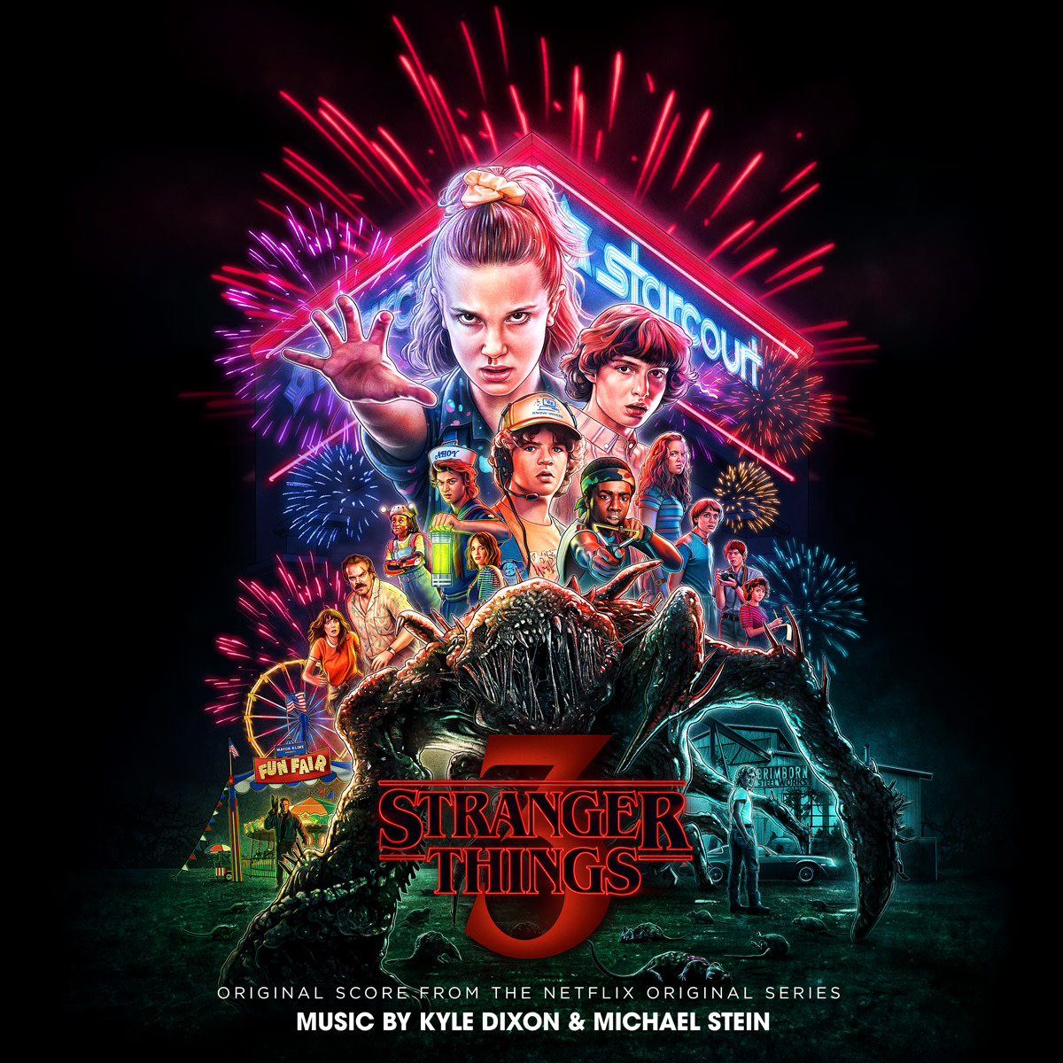 Stranger Things Season 3 Soundtrack