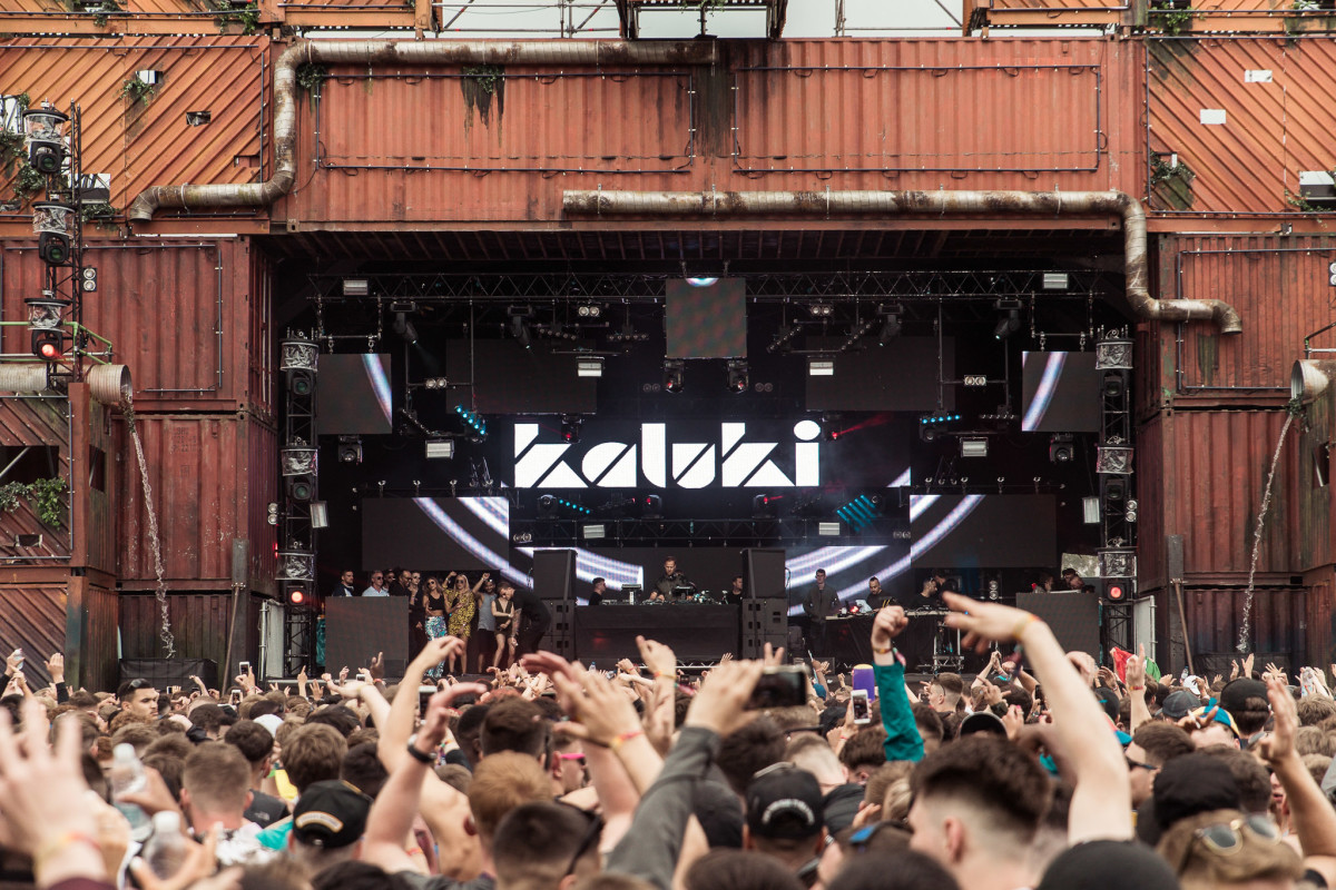 Parklife 2018 Kaluki Festival Crowd