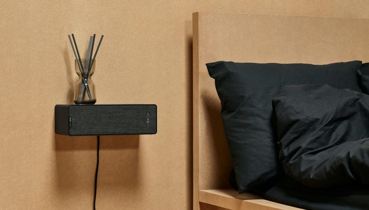 SYMFONISK Sonos Ikea Bookshelf Lamp