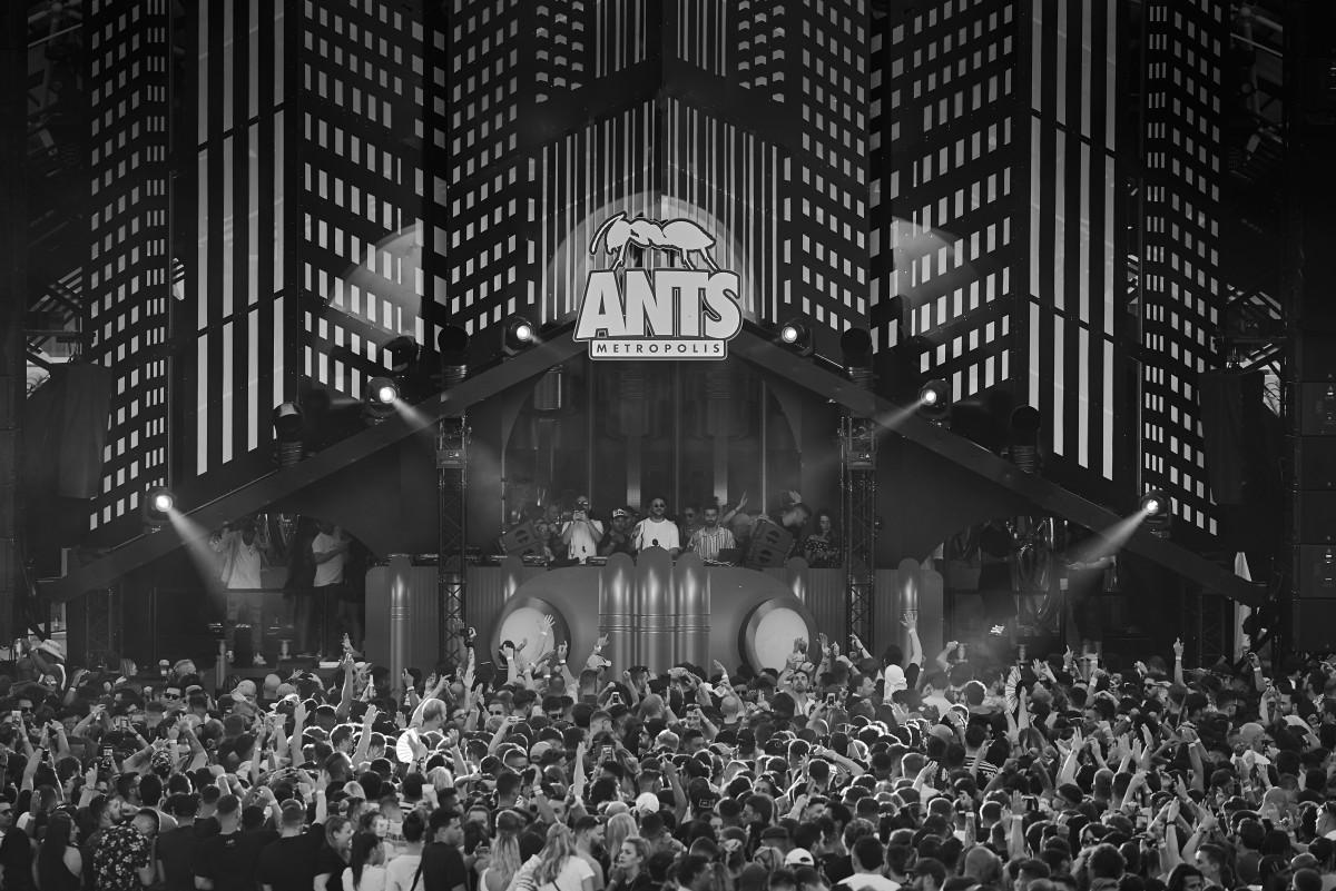 ANTS Ushuaia Ibiza 2019