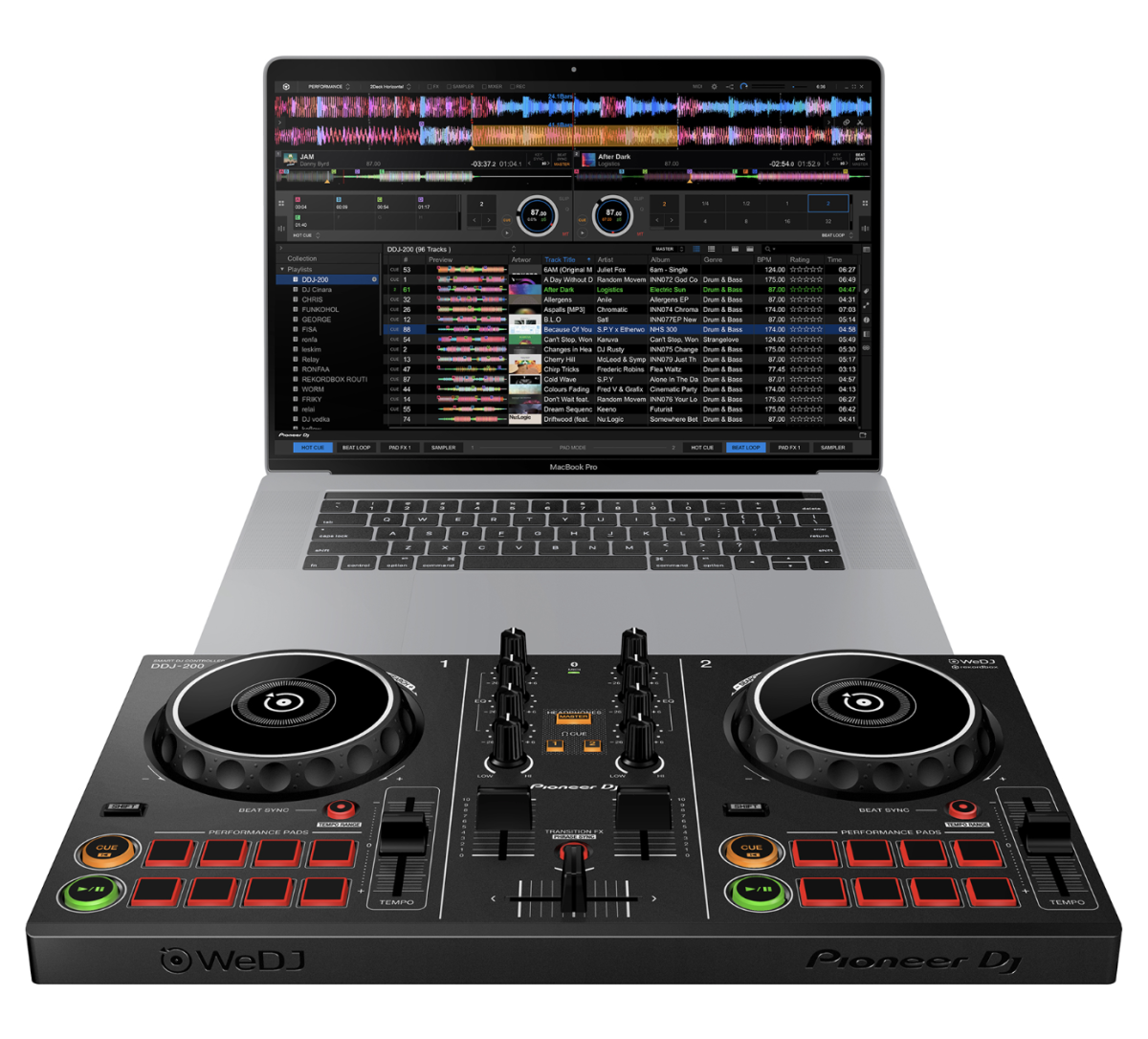 Step up your game with Rekordbox DJ