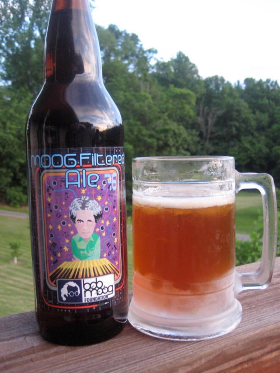 Bob Moog Beer