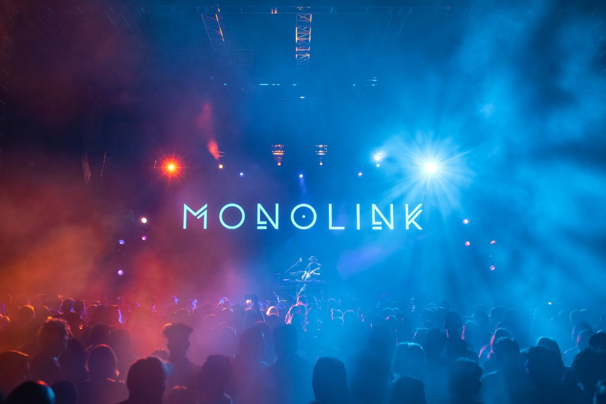 Monolink at The Brooklyn Mirage