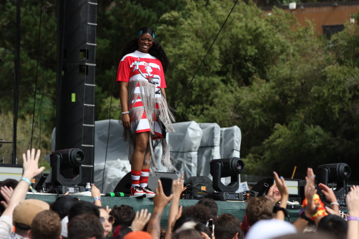 Outside Lands Festival 2019 Tierra Whack