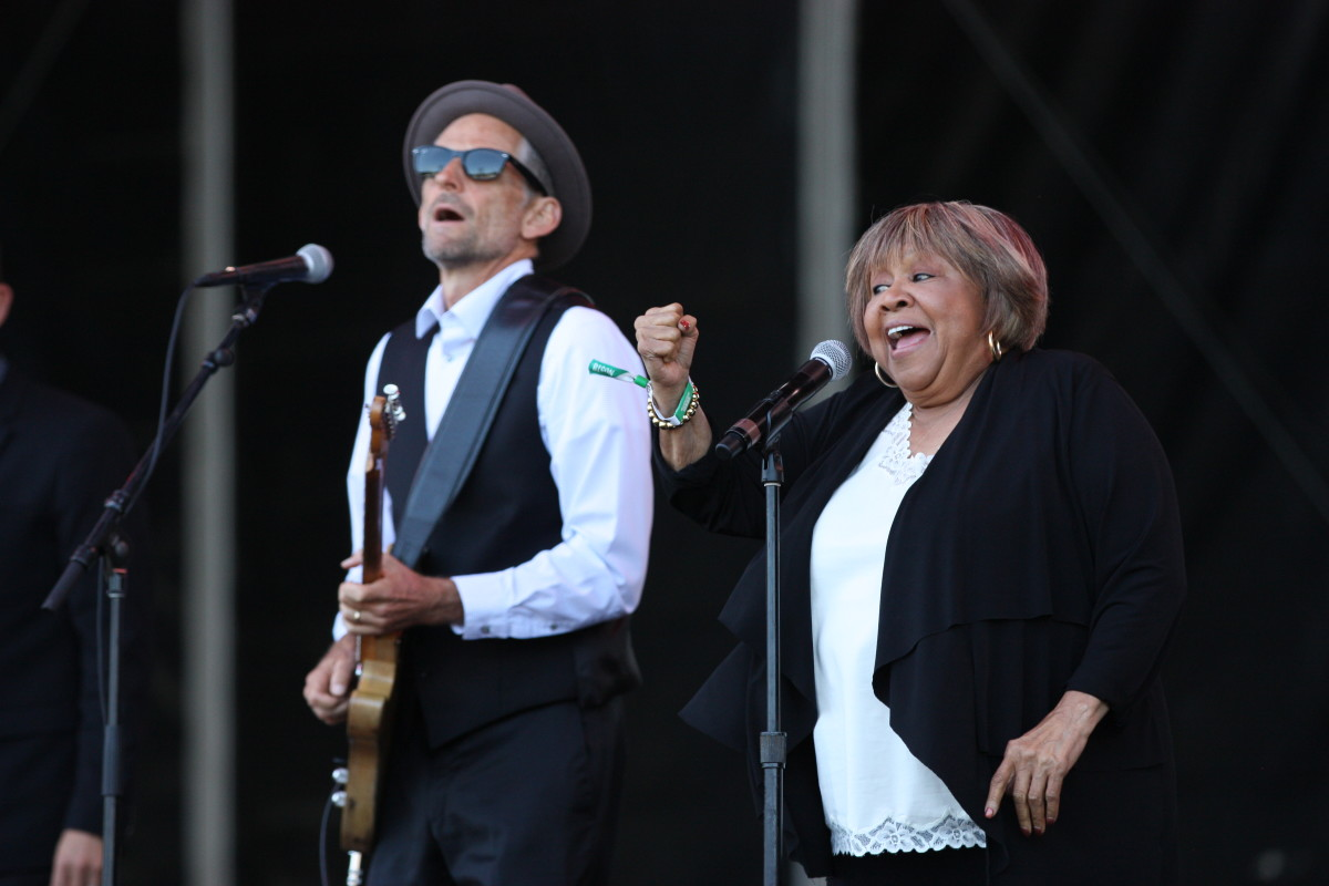 Outside Lands Festival 2019 Mavis Staples