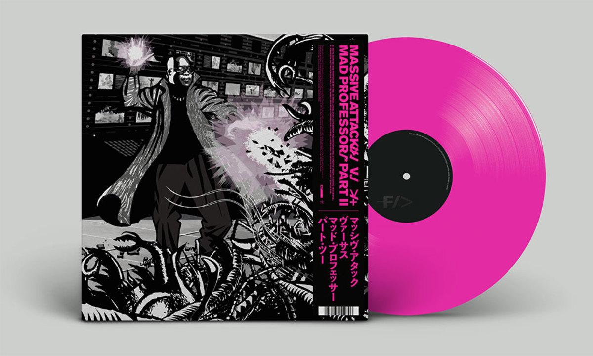 Massive Attack Dub Mad Professor Vinyl Mezzanine