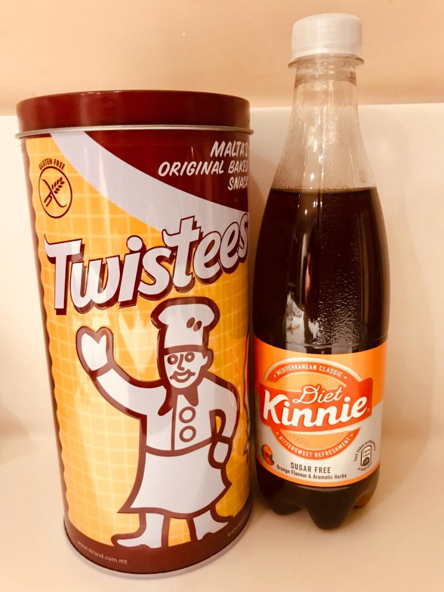 Kinnie Soda