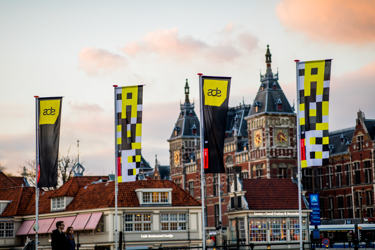Amsterdam Dance Event 2019 Announces Second Wave of Artists