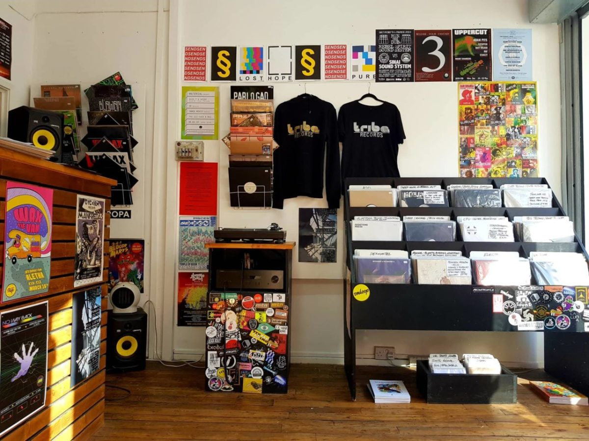 Tribe Records Leeds Vinyl